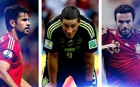 Costa, Mata và Torres tan mộng dự EURO 2016