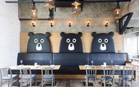 Ghé thăm nhà hàng gấu bông dễ thương tại xứ Chùa Vàng