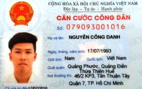Quen qua mạng xã hội, cô gái trẻ bị lấy mất xe tay ga ở Sài Gòn