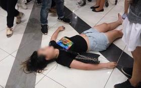 Hà Nội: Một cô gái chen lấn đến ngất xỉu ở Aeon Mall trong buổi tối có Noo Phước Thịnh biểu diễn