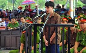 Vụ thảm sát ở Bình Phước: Nguyễn Hải Dương quỳ gối xin lỗi gia đình Vũ Văn Tiến