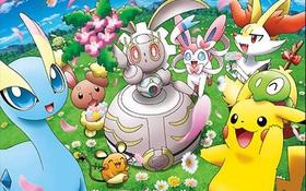 """Cùng nhau trở về tuổi thơ sôi nổi với """"Pokémon The Movie XY&Z"""""""