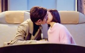 """Fan khóc nấc khi xem clip Chanyeol (EXO) """"khóa môi"""" nồng nhiệt Viên San San"""