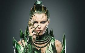 """Hé lộ tạo hình quyến rũ của ác nhân Rita Repulsa trong """"Saban's Power Rangers"""""""
