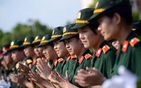 Điểm chuẩn hệ dân sự các trường quân đội