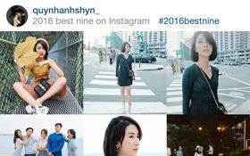 9 bức ảnh Instagram được like nhiều nhất năm nay của bạn là gì?