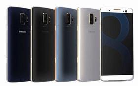 Chiêm ngưỡng ý tưởng Samsung Galaxy S8 edge đẹp nhất từ trước đến nay