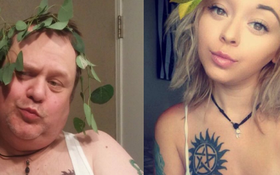 """Dìm hàng con gái, ông bố này đã chế lại loạt ảnh selfie vô cùng """"bôi bác"""""""
