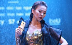 Siêu mẫu Thanh Hằng - Cô giáo chuyên trị bài tập khó với loạt siêu phẩm công nghệ