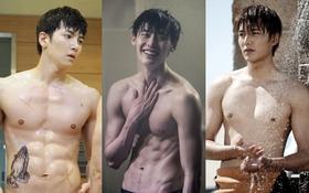 """Hãy sẵn sàng """"chảy máu mũi"""" với Top 10 nam diễn viên sexy nhất Hàn Quốc!"""