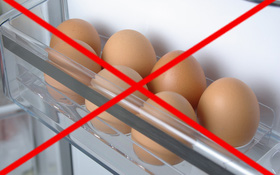 Đây là vị trí bạn nên đặt thực phẩm trong tủ lạnh để giúp chúng tươi ngon lâu nhất