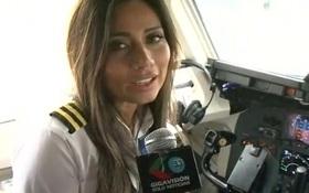 Vụ máy bay chở đội bóng Brazil rơi: Cô gái thiệt mạng ngay trong chuyến bay đầu tiên với vai trò là phi công
