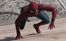 """""""Spider-Man: Homecoming"""" tung trailer cực mãn nhãn và hài hước"""