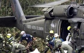 Đóng cửa hãng bay có máy bay gặp nạn ở Colombia