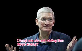 Apple cũng sẽ ngã ngửa khi nhìn thấy những hình ảnh này