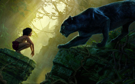 """""""The Jungle Book"""" giữ vững ngôi vương sau 3 tuần liên tiếp"""