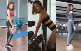 Không phải trào lưu, chụp ảnh trong phòng gym giờ đã thành phong cách sống của giới trẻ Việt