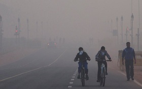 Khung cảnh đáng sợ ở 15 thành phố lớn ô nhiễm nhất thế giới