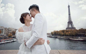 """Trấn Thành chia sẻ sau đám cưới: """"Có vợ rồi, một đêm cổ tích không thể quên"""""""