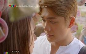 Junsu (Kang Tae Oh) và Linh (Nhã Phương) suýt chút nữa đã hôn nhau!