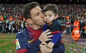 Barcelona chiêu mộ con trai cả của Messi
