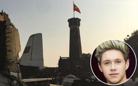 """Niall (One Direction) bất ngờ đăng ảnh """"check in"""" ở Hà Nội"""
