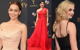 Thảm đỏ Emmy 2016 sáng bừng với màn đọ sắc lộng lẫy của dàn mỹ nhân thế giới