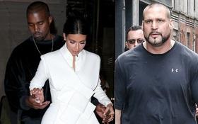 Kanye West mắng chửi vệ sĩ vì không bảo vệ được Kim khi cô suýt bị giết