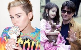 Miley bị giết? Suri không phải con Tom Cruise? - Đây là 16 giả thuyết về sao gây sốc nhất Internet!