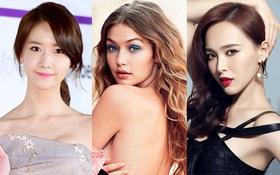 Yoona hay Jiyeon, Gigi hay Kendall, ai sẽ thắng cuộc chiến sắc đẹp 2016 do fan Việt bình chọn?