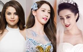 """Mỹ nhân được fan Việt yêu thích nhất 2016: Jiyeon hay Krystal vẫn bại trận trước """"nữ thần"""" Yoona!"""
