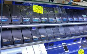 Chuyện thật như đùa: Galaxy Note7 đã bị khai tử nhưng vẫn được bày bán ở Hong Kong