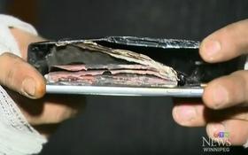 Samsung tiếp tục gặp hạn: Galaxy S7 nổ tung ngay trên tay người dùng gây bỏng nặng