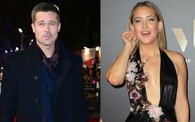 Thêm một mỹ nhân được cho là tình mới của Brad Pitt sau khi chia tay Angelina Jolie