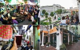 Đến phố đi bộ Nguyễn Huệ, bạn nhất định không thể bỏ lỡ những điều này