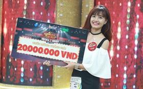 """Ca sĩ giấu mặt: """"Bạn gái Sơn Tùng M-TP"""" - Võ Ê Vo chiến thắng tập đầu tiên!"""