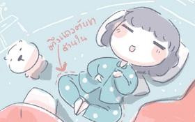 Hãy thực hiện 6 động tác này ở trên giường để có cơ thể vừa khỏe vừa đẹp
