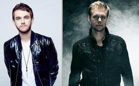 """Armin van Buuren """"đổi gió"""" với Psy Trance, Zedd trở lại với bản remix """"Let Me Love You"""""""