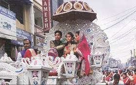 Bé gái Ấn Độ tử vong sau nghi lễ nhịn ăn 68 ngày