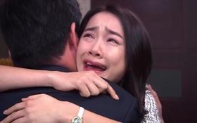 Đóng vai phụ, Nhã Phương khóc đẫm lệ vì bồ già trong phim Hàn
