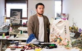 """A Sai Ta, NTK gốc Việt trong hàng ngũ """"thế hệ tương lai của thời trang châu Âu"""" và BST đầy ấn tượng tại London Fashion Week"""