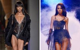 Minh Tú và những khoảnh khắc trình diễn giống siêu mẫu huyền thoại Naomi Campbell đến bất ngờ