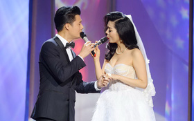 Lệ Quyên ước mình được làm cô dâu của Quang Dũng