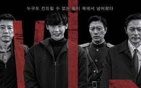 """Phim điện ảnh """"V.I.P."""" của Lee Jong Suk gây phẫn nộ mạnh mẽ tại Hàn"""