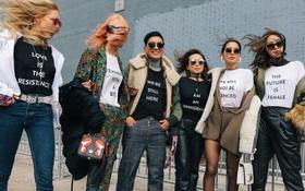 """Chiêm ngưỡng """"đặc sản"""" street style đẹp khó rời mắt tại Tuần lễ thời trang New York"""