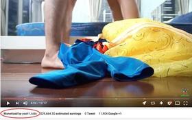 """Yeah1 thừa nhận thiếu chặt chẽ khi kiểm soát nội dung của những video clip """"Spiderman Elsa"""""""