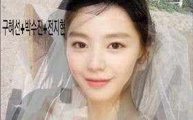 Photoshop gương mặt sao Hàn với nhau, ta sẽ có những mĩ nhân xinh lung linh thế này đây