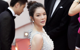 Lý Nhã Kỳ gây xôn xao khi tiết lộ bị mạo danh tại LHP Cannes