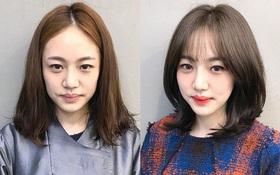 15 bức ảnh before/after khiến bạn chỉ muốn bay ngay sang Hàn để làm tóc