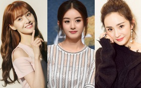 """Danh sách top """"Những nghệ sĩ Hoa ngữ được yêu thích nhất 2016"""" gây tranh cãi vì không xứng đáng"""